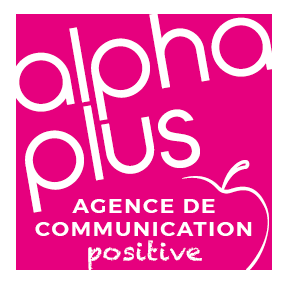 Alphaplus - Agence de communication positive, marketing digital, création graphique, formation communication digitale